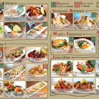 Dinner Menu - TANTO Japanese Dining - Auckland Japanese Restaurant