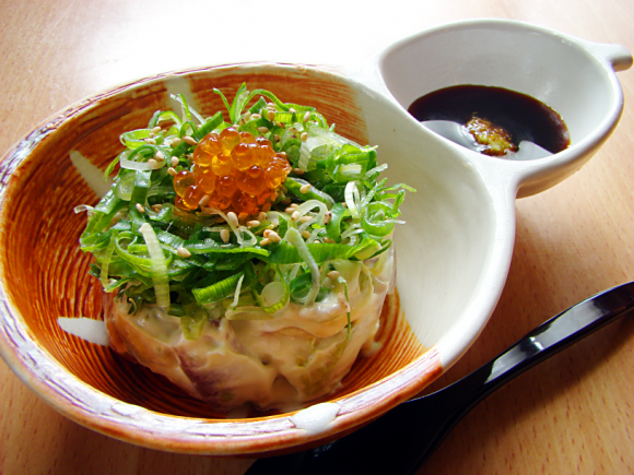 Tuna Tartare - TANTO Japanese Dining Auckland