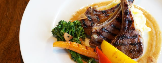 Lamb chops are on. Marinated with sweetened MISO sauce and grilled lamb chops with new seasonal spring vegetables are available at TANTO now. Please enjoy new spring taste at our […]