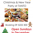 We open Sunday nights this December. Having busy days before Christmas? We especially open Sundays this month. Also, we open after Christmas even after New Year day. Planing Christmas & […]